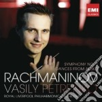 Rachmaninov Sergej - Petrenko Vasily - Rachmaninov: Sinfonia No. 2 cd musicale di Vasily Petrenko
