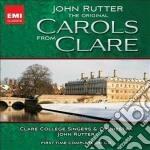 The original carols from clare cd musicale di John Rutter