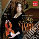 Vilde Frang - Bartok/strauss/grieg: Violin Sonade cd musicale di Artisti Vari