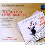 New opera s:prokofiev-l`amour des trois cd musicale di Kent Nagano