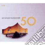 50 best berliner philharmonker cd musicale di Artisti Vari