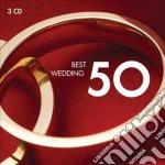 50 best wedding cd musicale di Artisti Vari