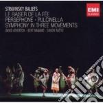 Ballet Edition: Stravinsky - Ballets (2 Cd) cd musicale di Artisti Vari