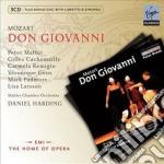New opera series: mozart don giovanni cd musicale di Daniel Harding