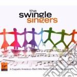 THE SWINGLE SINGERS                       cd musicale di SWINGLE SINGERS THE