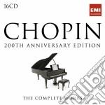 Chopin: the complete edition cd musicale di Artisti Vari