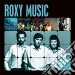 5 album set cd musicale di Roxy Music