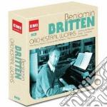 Britten - Orchestral Works (Limited) (8 Cd) cd musicale di Artisti Vari