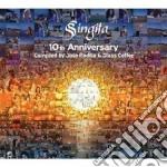 Singita miracle beach-10 anniversary by jose padilla & glass coffee cd musicale di Artisti Vari