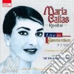 LIVE IN AMSTERDAM 1959 cd musicale di CALLAS MARIA