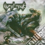 Overlorde - Return Of The Snow Giant cd musicale