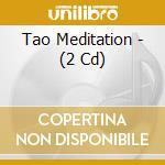 TAO  -RELAX AND ENJOY cd musicale di ARTISTI VARI