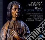 Bach - Aus Der Tiefe - Cd Catalogo 2010 cd musicale di Bach