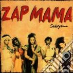 Zap Mama - Sabsyima cd musicale di Mama Zap