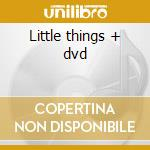 Little things + dvd cd musicale di Sylver