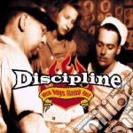 Discipline - Nive Boys Finish Last cd musicale di DISCIPLINE