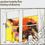 Section 25 - Key Of Dreams + Singles cd musicale di SECTION 25