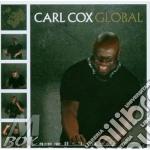 GLOBAL cd musicale di CARL COX