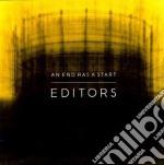 (LP VINILE) AN END HAS A START lp vinile di EDITORS