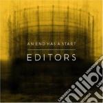 Editors - An End Has A Start cd musicale di EDITORS