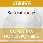 BACKCATALOGUE cd musicale di FRONT 242