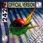 Front 242 - Official Version cd musicale di FRONT 242