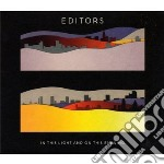 IN THIS LIGHT AND ON THIS EVENING - LIMITED EDITION (2 CD) cd musicale di EDITORS
