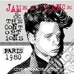 Chance, J. & The Con - Lives Aux Bains-douches cd musicale di James Chance