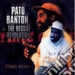 Pato Banton - Time Come cd musicale di Pato Banton