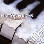 Pinetop Perkins - Hot Blues From A Cold Place cd musicale di PINETOP PERKINS