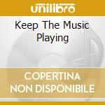 KEEP THE MUSIC PLAYING                    cd musicale di Shirley Bassey