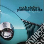 Mick Stover's Gbc - The Sky's On Fire cd musicale di Mick stover's gbc