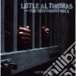Little Al Thomas - Not My Warden cd musicale di LITTLE AL THOMAS