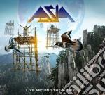 LIVE AROUND THE WORLD                     cd musicale di ASIA
