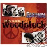 On the road to woodstock cd musicale di SANTANA