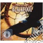 Fly away cd musicale di Blackfoot