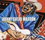 Johnny Guitar Watson - Gangster Of The Blues cd musicale di Johnny guita Watson