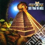 Crossfire - See You In Hell/second Attack cd musicale di CROSSFIRE