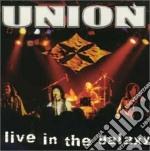 Union - Live At The Galaxy cd musicale di UNION