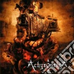 Achyronthia - Echoes Of Brutality cd musicale di ACHYRONTHIA
