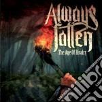 Always Fallen - The Age Of Rivalry cd musicale di Fallen Always