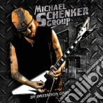 Michael Schenker Group - By Invitation Only cd musicale di Michael gr Schenker