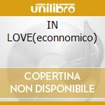IN LOVE(econnomico) cd musicale di CLAYDERMAN RICHARD
