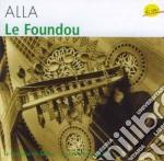 Alla - Le Foundou cd musicale di Alla
