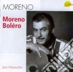 Moreno - Moreno Bolero cd musicale di MORENO