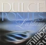 Dulce Pontes - Lusitana cd musicale di PONTES DULCE
