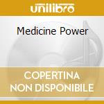 MEDICINE POWER cd musicale di SHANTI OLIVER & FRIENDS