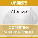 ALHAMBRA cd musicale di Oliver Shanti