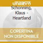 Schonning, Klaus - Heartland cd musicale di SCHONNING / SKOVBYE