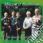 Danish Wind Quintet - Mozart Beethoven cd musicale di DANISH WIND QUINTET